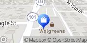 Map Walgreens Wauwatosa, United States