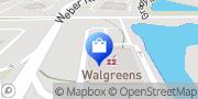 Map Walgreens Bolingbrook, United States