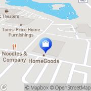Map HomeGoods South Barrington, United States