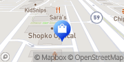 Map AT&T Store Naperville, United States