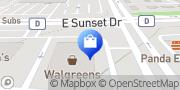 Map Walgreens Waukesha, United States
