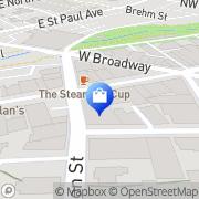 Map Potter's Shop Waukesha, United States