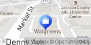 Map Walgreens Pascagoula, United States
