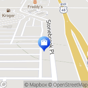 Map Target Jackson, United States