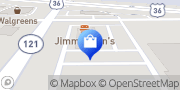 Map AT&T Store Decatur, United States