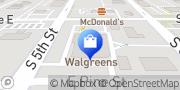 Map Walgreens Springfield, United States