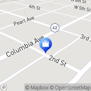 Map Windstream Prentiss, United States