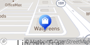 Map Walgreens Fairview Heights, United States