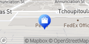 Map AT&T Store New Orleans, United States