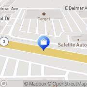 Map Target Alton, United States