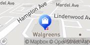 Map Walgreens Saint Louis, United States
