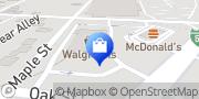 Map Walgreens Festus, United States
