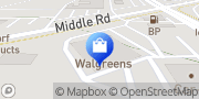 Map Walgreens Bettendorf, United States