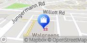 Map Walgreens Saint Peters, United States