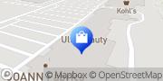 Map Marshalls Washington, United States