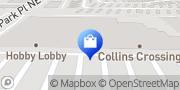 Map HomeGoods Cedar Rapids, United States