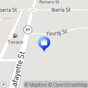 Map Cashway Pharmacy of Youngsville Youngsville, United States