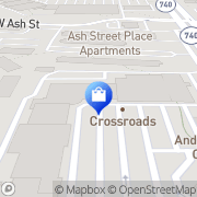 Map Sprint Store Columbia, United States