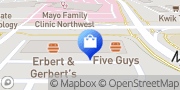 Map AT&T Store Rochester, United States