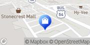 Map Verizon Authorized Retailer – Cellular Sales Osage Beach, United States