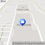 Map HomeGoods West Des Moines, United States