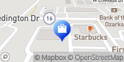 Map AT&T Store Fayetteville, United States