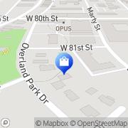 Map Apex Garage Door Overland Park, KS Overland Park, United States