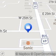 Map Boost Mobile Pittsburg, United States
