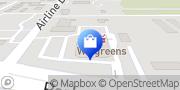 Map Walgreens Houston, United States