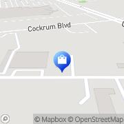 Map QC TV CORP Houston, United States