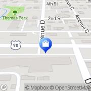 Map SW AC Repair Katy, United States