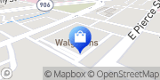 Map Walgreens Council Bluffs, United States