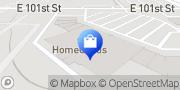 Map HomeGoods Tulsa, United States