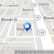 Map Walgreens Omaha, United States