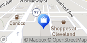 Map AT&T Store Sand Springs, United States