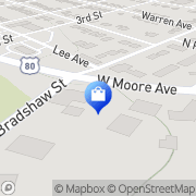 Map Terrell Alarm Systems Terrell, United States