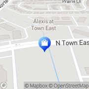 Map Optical Gallery Eye Care & Laser Management Mesquite, United States