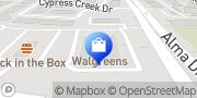 Map Walgreens Plano, United States