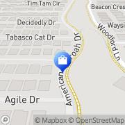 Map Random Co Hawthorne, United States