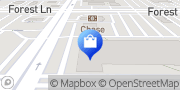 Map AT&T Store Dallas, United States