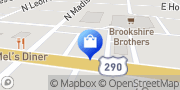 Map AT&T Store Giddings, United States