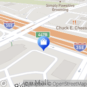 Map At&T Store Lewisville, United States