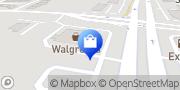 Map Walgreens Arlington, United States