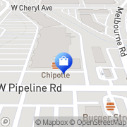 Map Sprint Store Hurst, United States