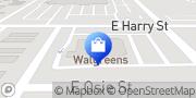 Map Walgreens Wichita, United States