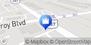 Map Lonne & Co. Fencing Saginaw, United States