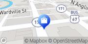 Map Valhalla Garage Door Opener and Repair Cleburne, United States
