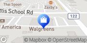 Map Walgreens Round Rock, United States
