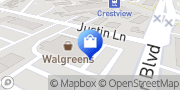 Map Walgreens Austin, United States