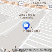 Map HomeGoods Austin, United States